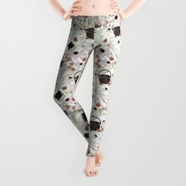 Kitchen Witch Leggings