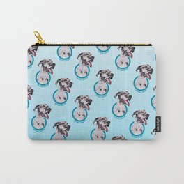 Great Dane Print Carry-All Pouch