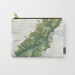 National Conservation Lands - Wild Rogue Wilderness (2014) Carry-All Pouch