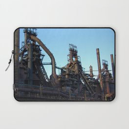 Bethlehem Steel Plant Photo 7 Laptop Sleeve