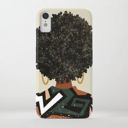 Black Art Matters iPhone Case