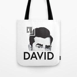 EW DAVID Retro Vintage Tote Bag