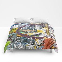 Pop UP - THREE Comforters