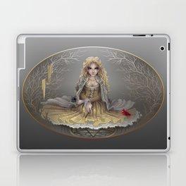 Your White Magic Laptop & iPad Skin