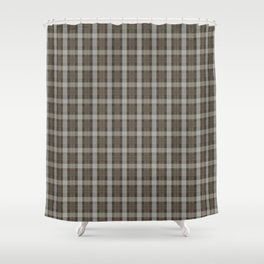 Fraser Clan Tartan Shower Curtain