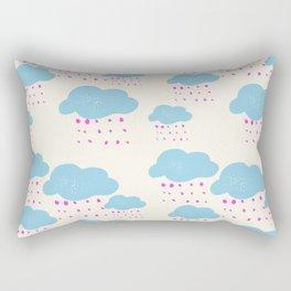 Cloud Formations Rectangular Pillow