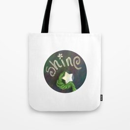 Shine Charm Tote Bag