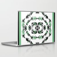 palms Laptop & iPad Skins featuring Palms by Sierra Neale