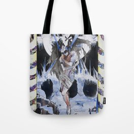Frozen Heart || Treachery || 9th Circle of Hell || Dante's Inferno Tote Bag