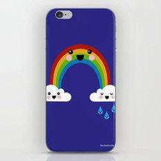 Rainbow Cuteness iPhone & iPod Skin