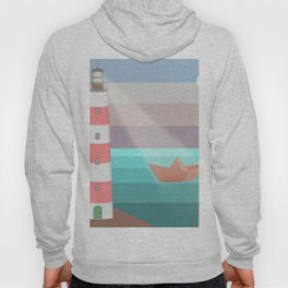 YOU ARE NOT ALONE (Origami) Hoody
