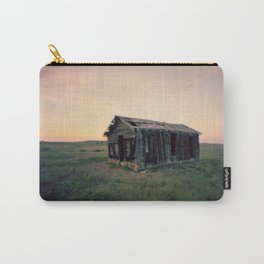 Abandoned Homestead at Sunset Carry-All Pouch