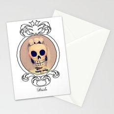 Dia de los Muertas Novia Stationery Cards