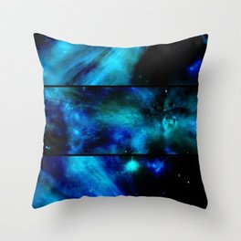 Windows To A Space View Throw Pillow