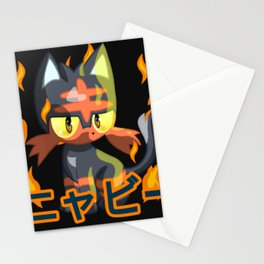 Litten #725 Stationery Cards