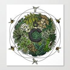 Element of Life Canvas Print
