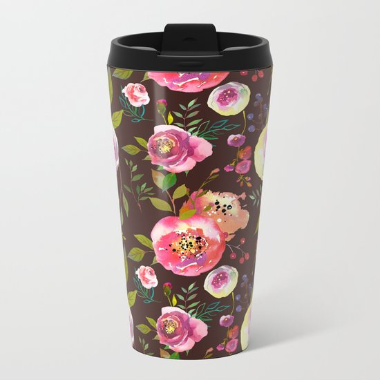 Spring is in the air #39 Metal Travel Mug