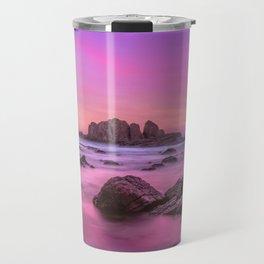 Rosie Sunset Travel Mug