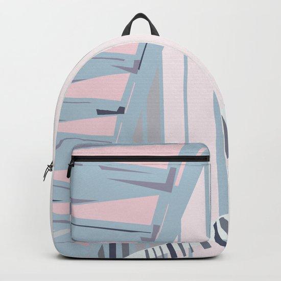 Bridge tiles Backpack