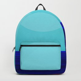 Soaring Higher and Higher with May - shoes stories Backpack