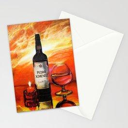 Pedro Ximenez Stationery Cards