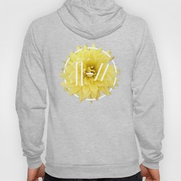 Trench Yellow Flower Hoody
