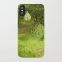 best friends iPhone & iPod Cases featuring Best Friends by CreativeByDesign