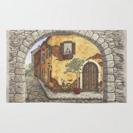 Italian Archway Rug