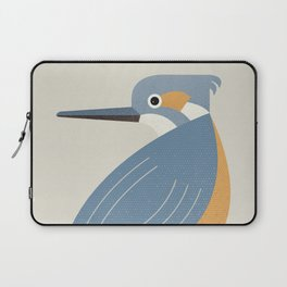 Whimsy Blue-eared Kingfisher Laptop Sleeve