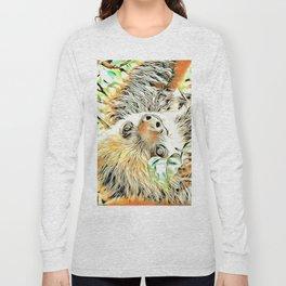 ArtAnimal Sloth II Long Sleeve T-shirt