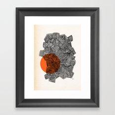 - paradox - Framed Art Print