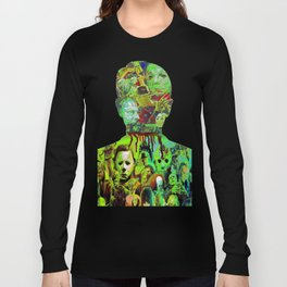 Have Alittle Horror In You? Long Sleeve T-shirt