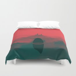 The Daily Life Duvet Cover