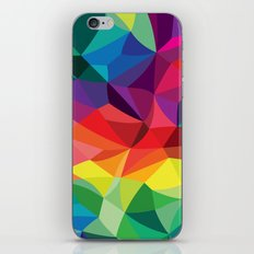 Color Shards iPhone Skin