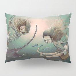 Swing Sisters Pillow Sham