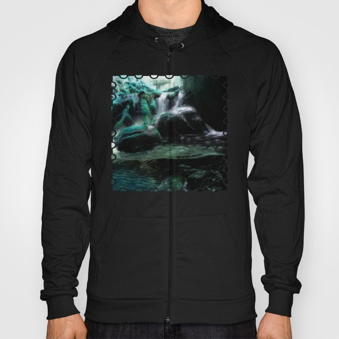 The Tourmaline Showers of the Underground Cavern Hoody