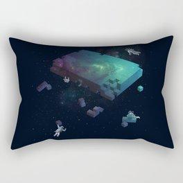 Constructing the Cosmos Rectangular Pillow
