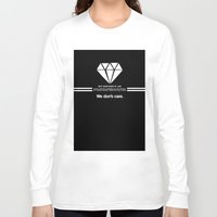 lorde Long Sleeve T-shirts featuring Diamonds by timberboard