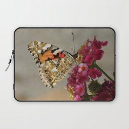 Butterfly Alight Laptop Sleeve