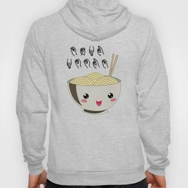Send Noods Ramen Japanese Noodle Lover In Sign Language Hoody
