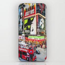 Times Square II Special Edition II iPhone Skin