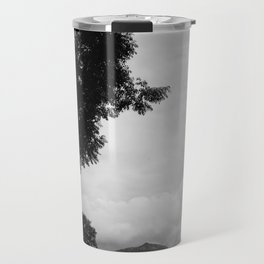View from the mountain Travel Mug