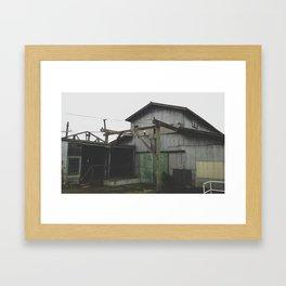 Reid Boiler Works III Framed Art Print