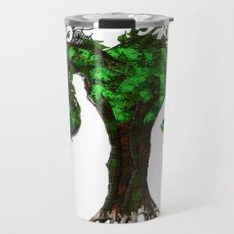 Tree Dragons Travel Mug