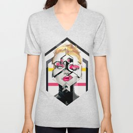 Shape - 2 Unisex V-Neck