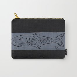 laying fish Carry-All Pouch