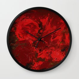 Purpura Wall Clock
