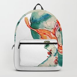 Koi heart Backpack