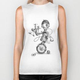 #5 Biker Tank