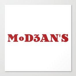 MoD3AN'S Canvas Print